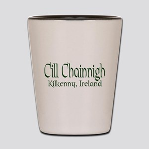 Kilkenny (Gaelic) Shot Glass